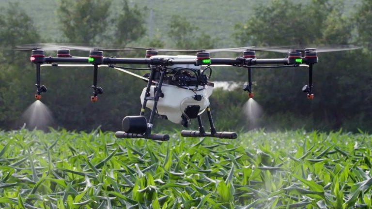 Con drones de fumigación Colombia combatirá cultivos ilícitos