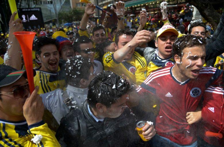 Más de mil riñas en todo el país dejó la celebración por el triunfo ... de05f6f2bda3e