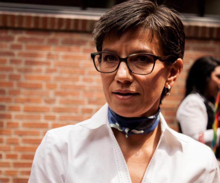 Las incoherencias de Claudia López