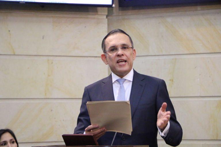 Presidente del Senado someterá mañana a votación Jurisdicción Especial para la Paz