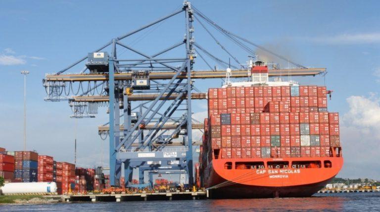 Exportaciones de Colombia siguen incrementando