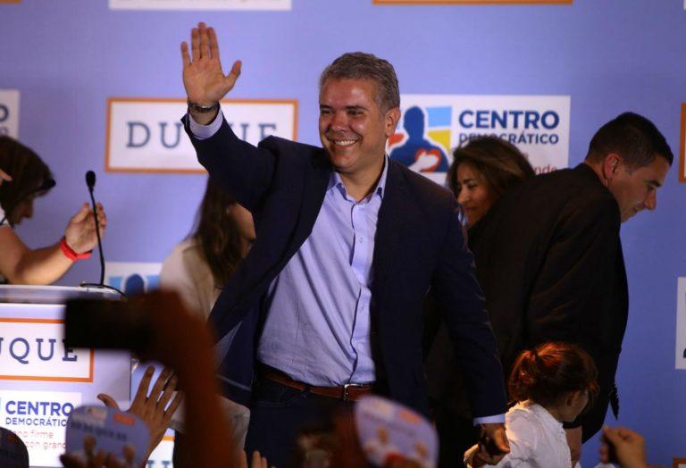 Grupo Aval financió más del 66% de la campaña de Duque