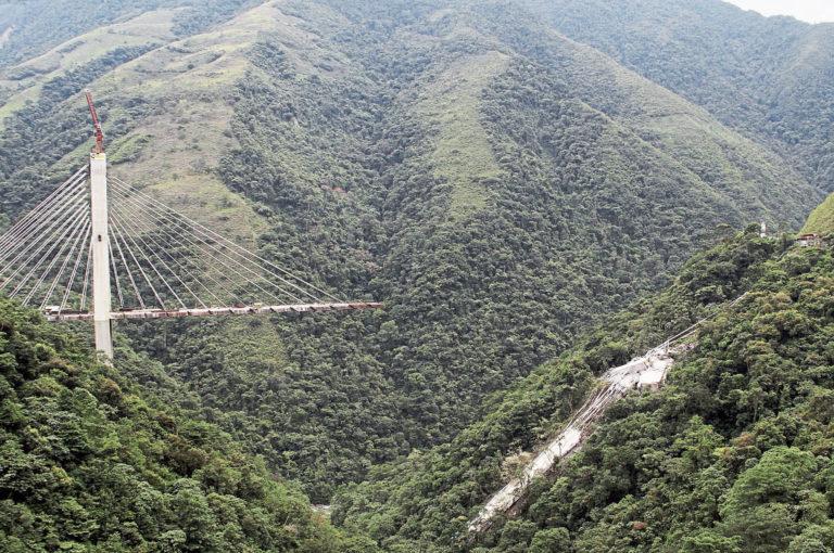El 11 de julio se llevará a cabo la implosión del puente Chirajara