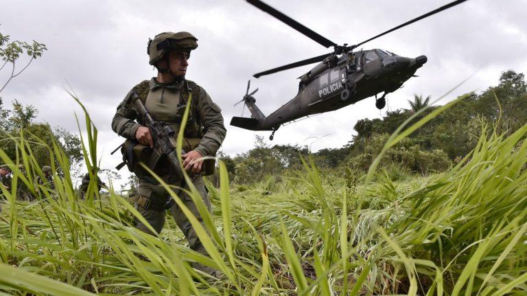 Fuerte ofensiva contra Clan del Golfo en Antioquia