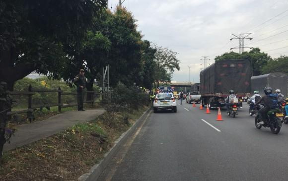 Encontraron cuerpo sin vida de un hombre en el río Medellín