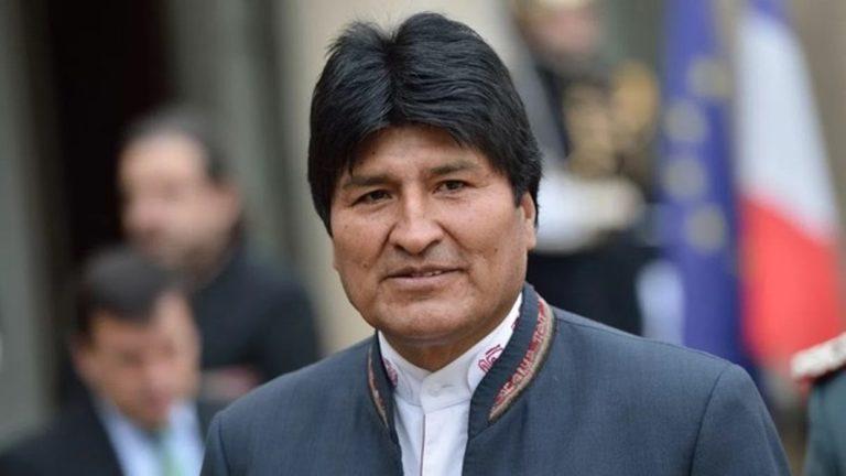 Gobierno de Bolivia acusa a Evo Morales de terrorismo