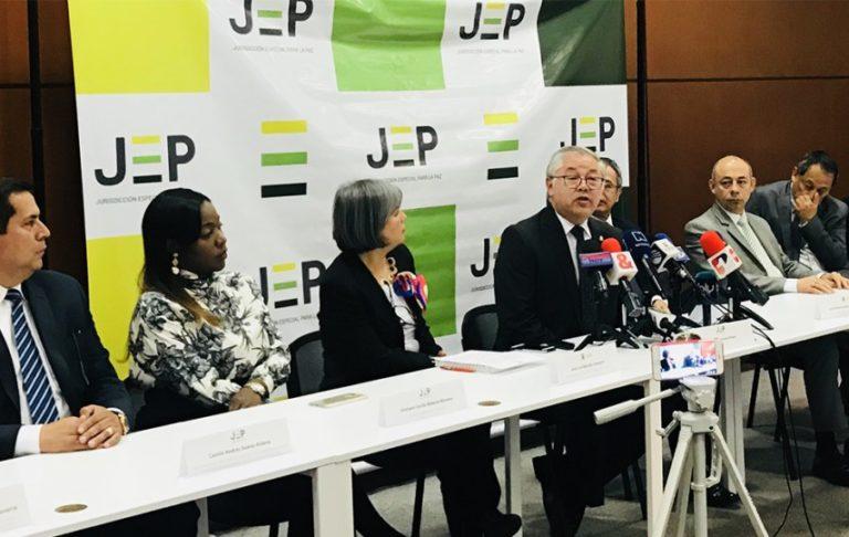 31 exjefes de Farc responderán ante la JEP por secuestro