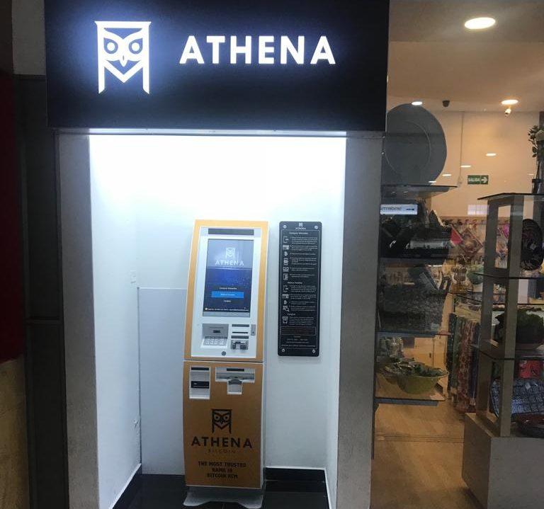 Medellín ahora cuenta con dos cajeros de Bitcoin