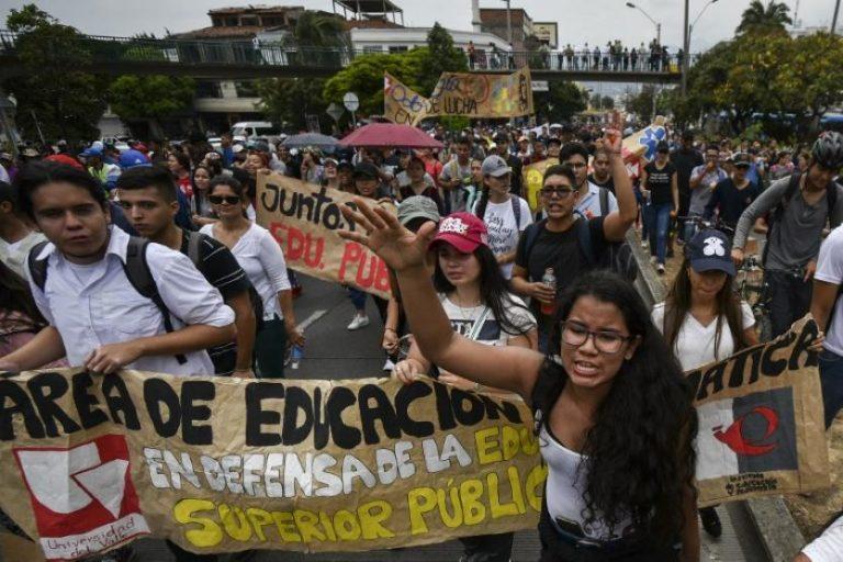 El de 6 agosto también habrá marchas en Bogotá