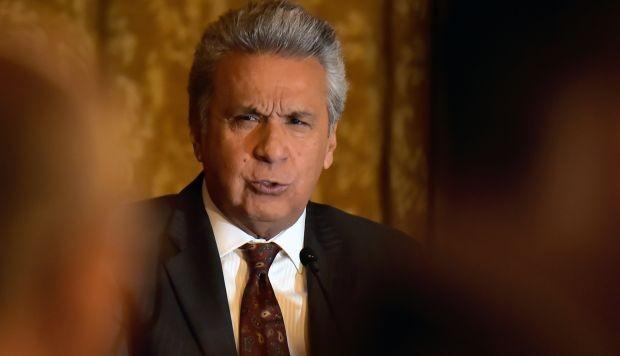 Presidente de Ecuador solicitó la renuncia a todos los ministros de su gabinete