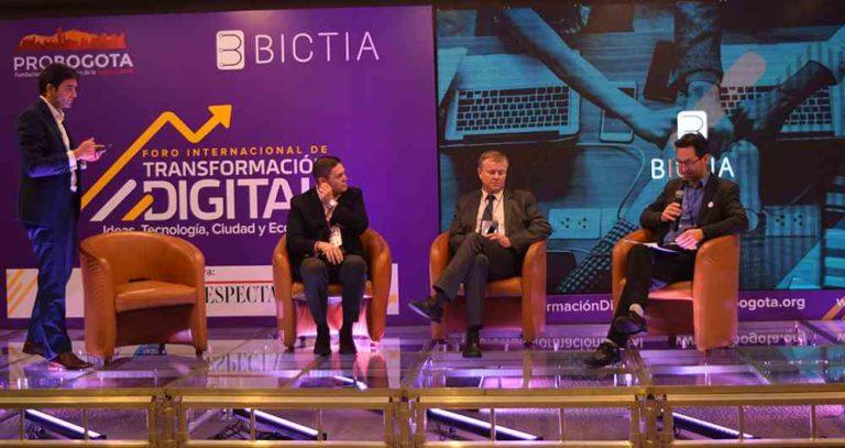 ProBogotá y Bictia le apuestan a la transformación digital de la capital