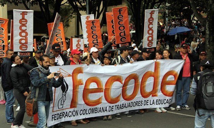 Fecode convocó paro nacional para el 20 y 21 de febrero
