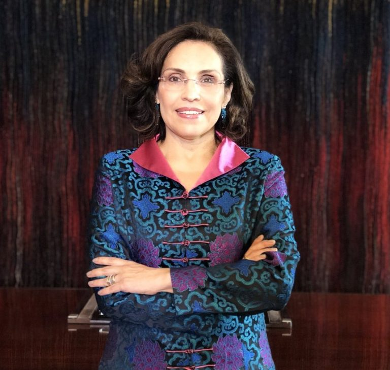 Muchas personas no me querían ver en la embajada de Francia y se dedicaron a inventar argumentos: Viviane Morales