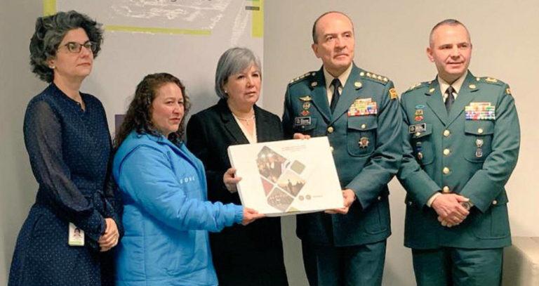 Ejército reportó 207.645 militares víctimas ante la Jep