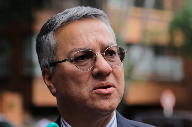 Leonardo Espinosa nuevo fiscal adhoc para caso Odebrecht