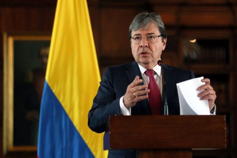 Canciller Trujillo niega que Gobierno usó a 'Los Rastrojos' para sacar a Guaidó de Venezuela
