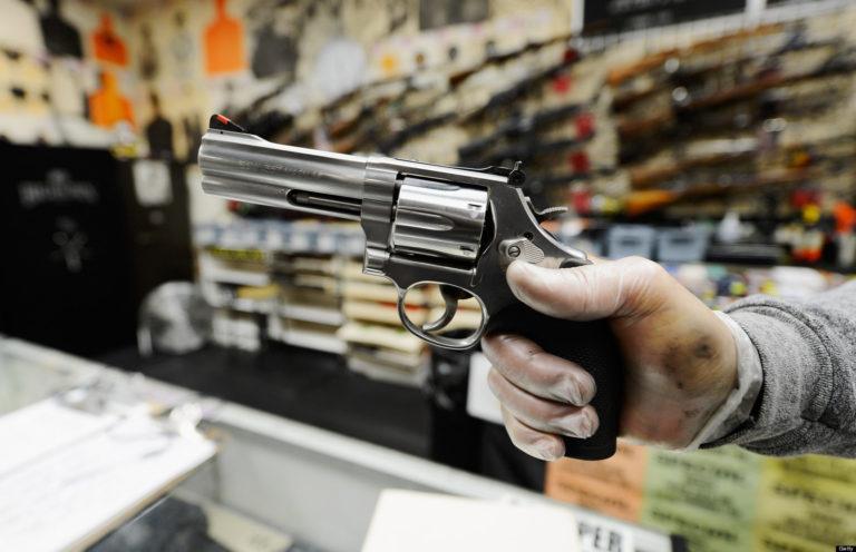 Con proyecto de ley buscará que las armas de fuego tengan código QR