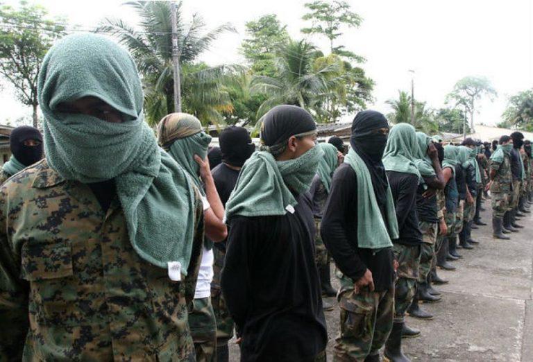 Preocupación de EE. UU por el ELN y disidencias en Colombia