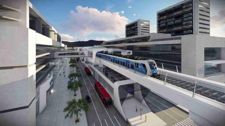 Sólo hasta el 2028 se podrá usar el Metro de Bogotá