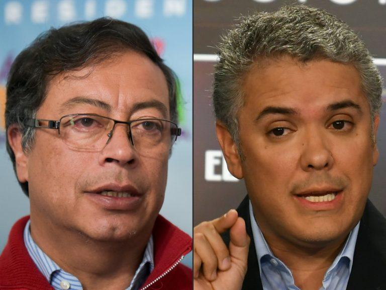 Petro acusa a Duque de querer construir una dictadura igual a Maduro