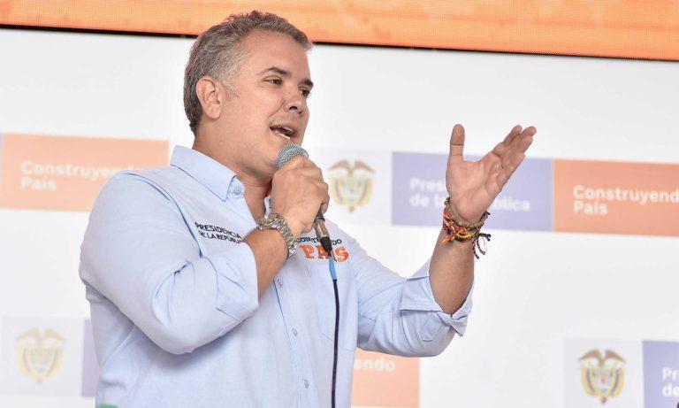 """Presidente Duque pidió esclarecer con """"urgencia"""" muerte de indígenas del Cauca"""