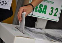 Bogota elecciones