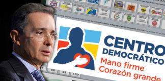 Logo Centro Democrático