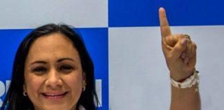 Claudia Aaron diputada del Magdalena