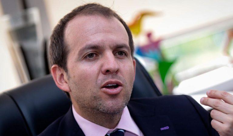 Renunció el ministro del Deporte