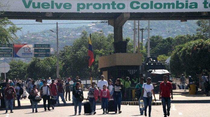 Carné fronterizo para colombiaos y venezolanos