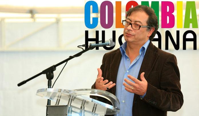 Reposición de votos a la Colombia Humana