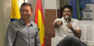 Jaime Martinz y William Torres