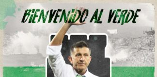 Juan Carlos Osorio tecnico del nacional
