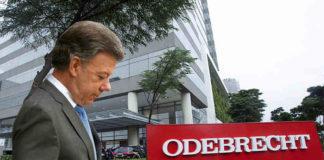 Juan Manuel Santos, supuesto involucrado en caso Odebrecht