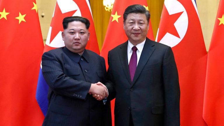 Xi Jinping, presidente de China, visita por primera vez Corea del Norte
