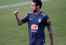 Neymar no estará en la Copa América