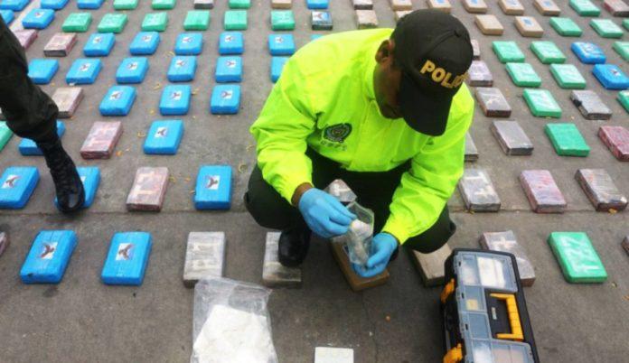Gobierno aseguró que alcanzó récord en incautación de cocaína en el 2020