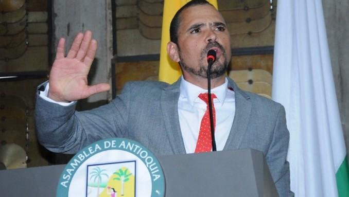 Sergio Zuluaga contralor de Antioquia