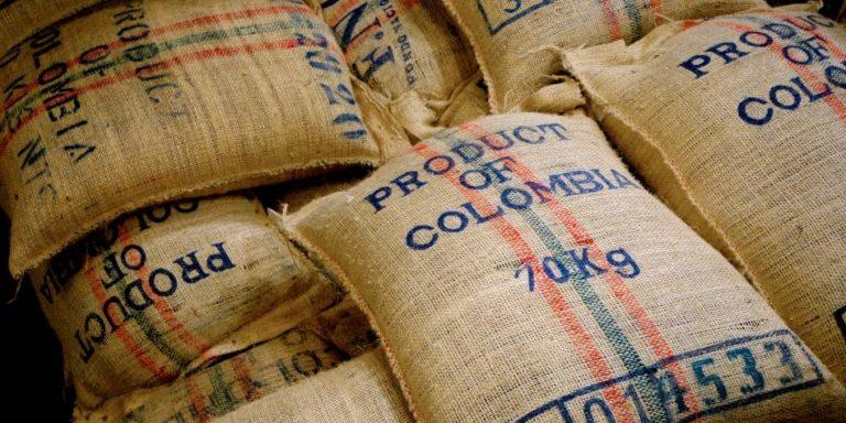 Cayó en 52% las exportaciones de café, tras los bloqueos