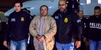 Chapo Guzman encarcelado