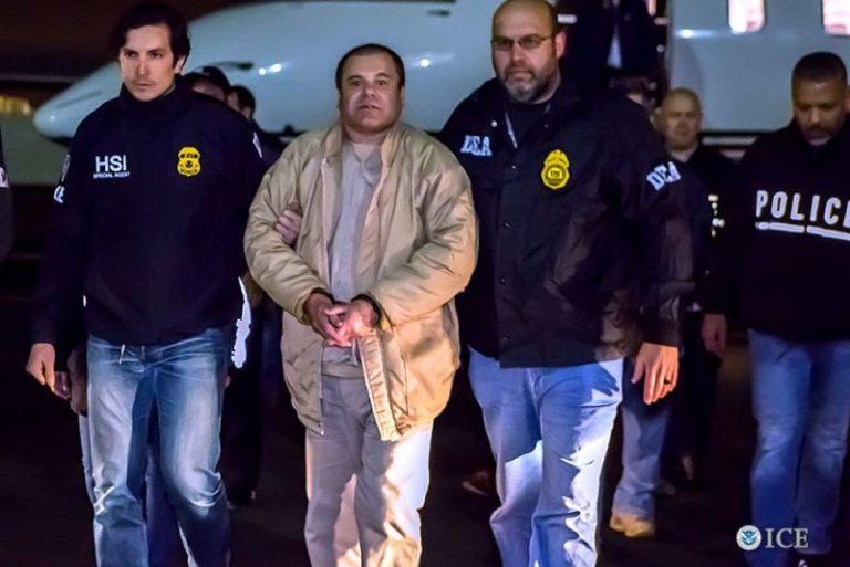 'El Chapo' Guzmán apelará sentencia de cadena perpetua
