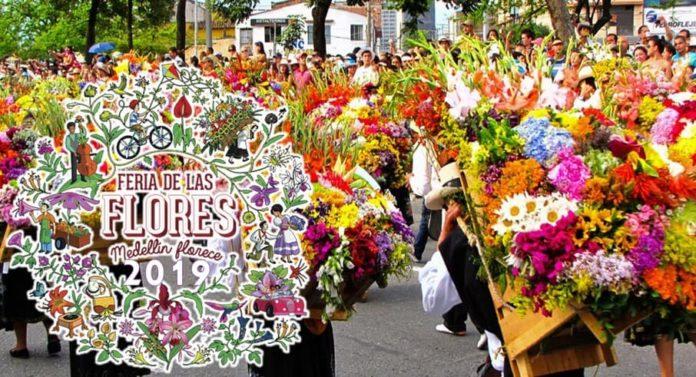 Feria de las flores 2019