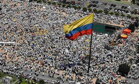 Marcha colombia