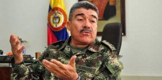 general (r) Henry Torres Escalante