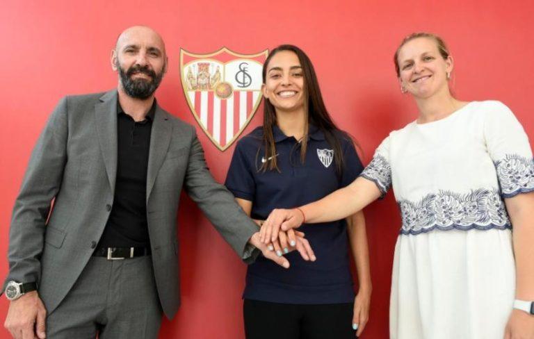 Conozca a la jugadora colombiana que fichó por el Sevilla de España