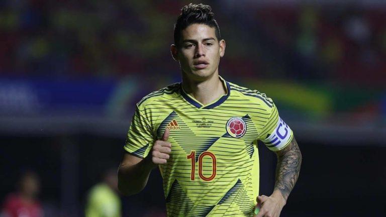"""""""Escogería un club donde pudiera mostrar mis capacidades y condiciones"""", James Rodríguez"""