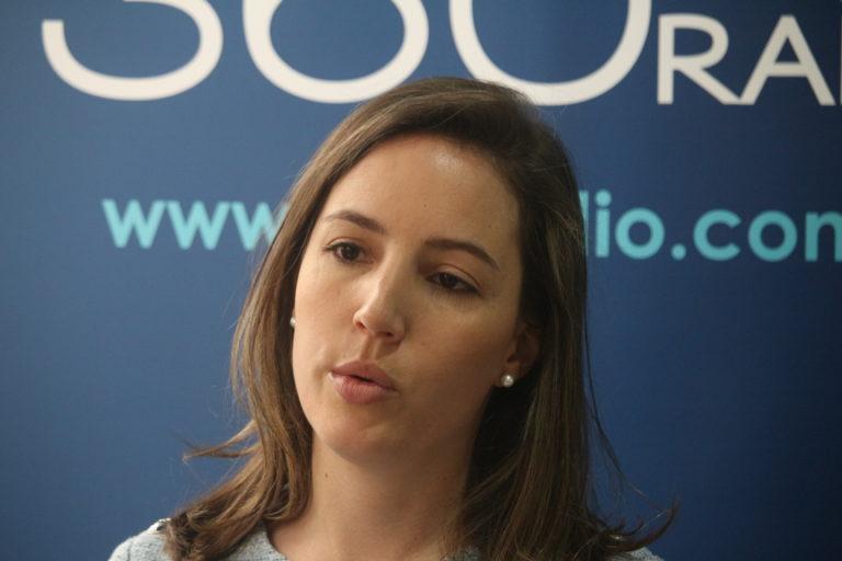 """""""Quiero trabajar por una ciudad sostenible en tres ámbitos: ambiental, social y económico"""" Julia Correa Nuttin"""