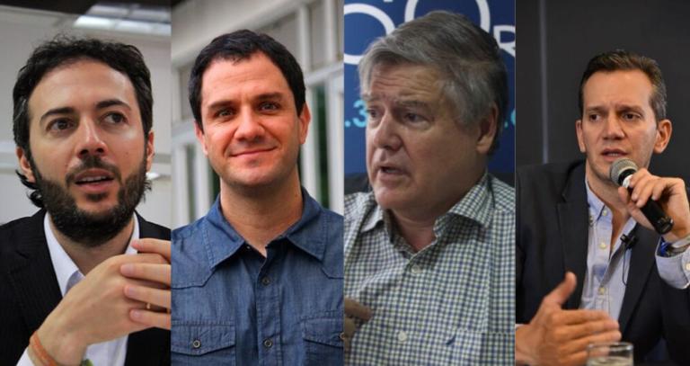 ¿Qué piensan los candidatos a la alcaldía de Medellín sobre EPM y UNE?