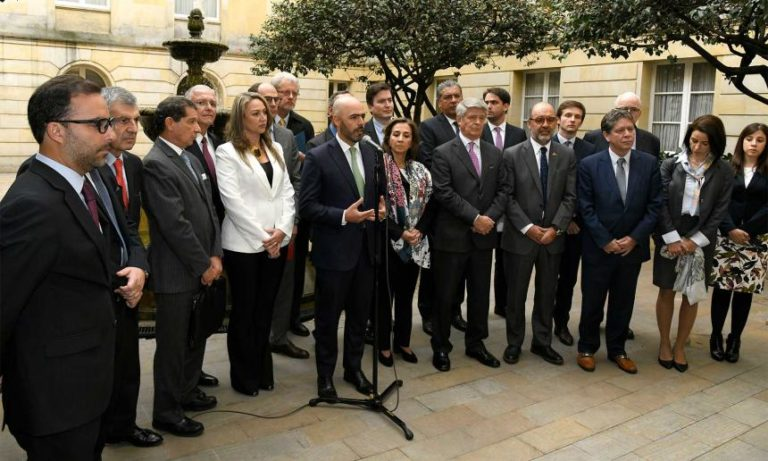 Empresarios respaldan nueva reforma tributaria