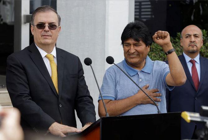 Evo Morales responsabiliza a la OEA por supuesto golpe de Estado